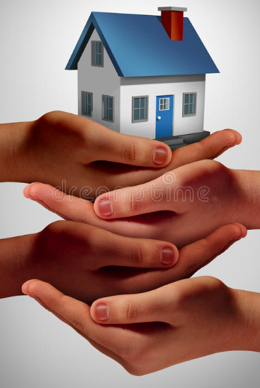 Housing Hands image